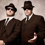 The Blues Brothers Starring Dan Aykroyd & Jim Belushi