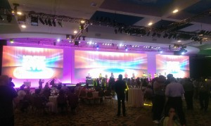 Subway Sales Conference Corporate Event Entertainment