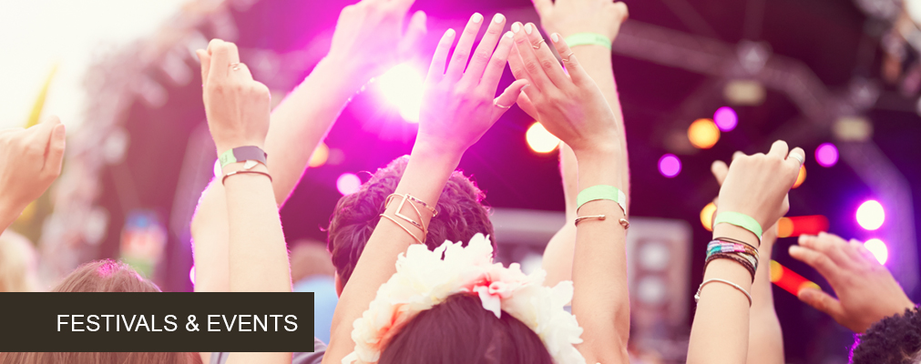 RAM Entertainment Festivals and Events