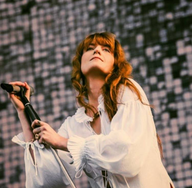 florence welch amy winehouse back - photo#20