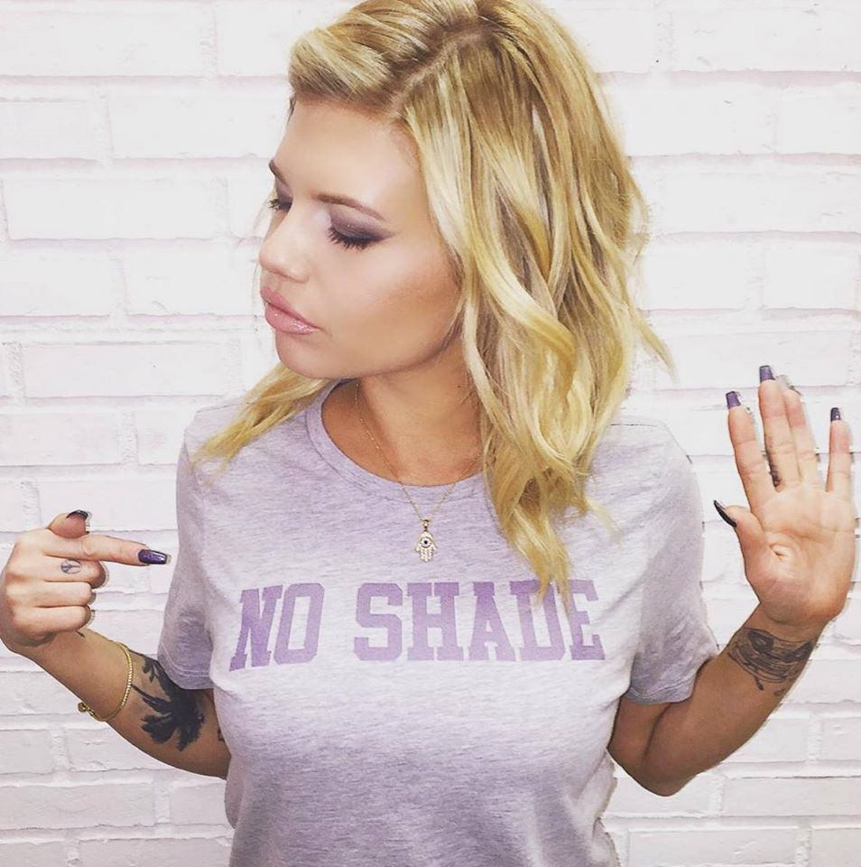 does chanel west coast have a penis