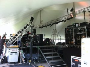 Staging and Lighting